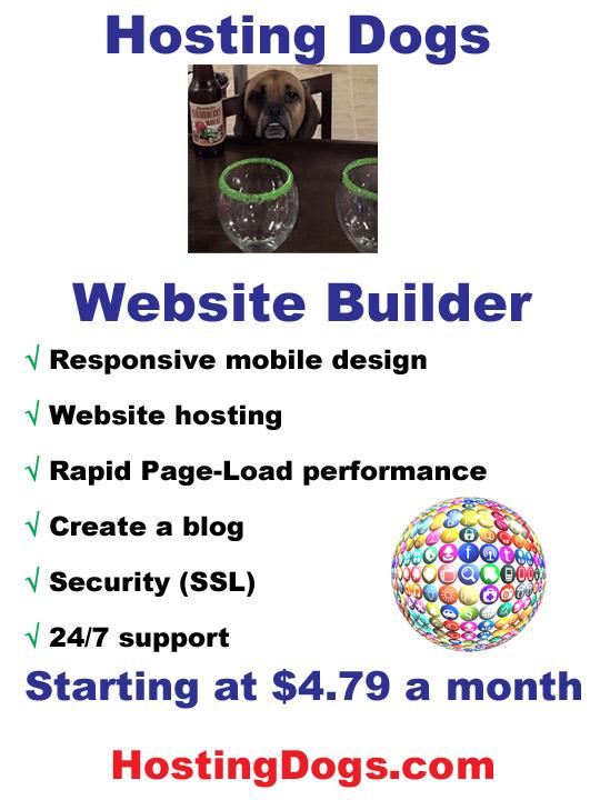 Website Builder Sale